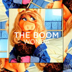 Wonda ft. Zee Avi - The Boom Artwork