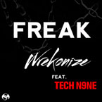 Wrekonize ft. Tech N9ne - Freak Artwork