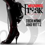Wrekonize ft. Tech N9ne & Rittz - Freak (Extended Mix) Artwork