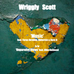 Wriggly Scott ft. Feras Ibraham, Jibberish &amp; Nora B - Music Artwork