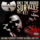 Wu-Tang Clan ft. RZA - Only The Rugged Survive Artwork