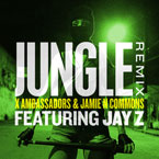 X Ambassadors x Jaime N Commons ft. Jay Z - Jungle (Remix) Artwork