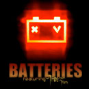 XV ft. Trae The Truth - Batteries Artwork
