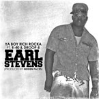 Ya Boy Rich Rocka ft. E-40 & Droop-E - Earl Stevens Artwork