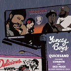 Yancey Boys ft. Common & Dezi Paige - Quicksand Artwork
