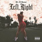 YG x DJ Mustard - Left, Right Artwork