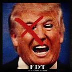 YG x Nipsey Hussle - FDT (F*ck Donald Trump) Artwork