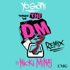 Yo Gotti - Down In The DM (Remix) ft. Nicki Minaj Artwork