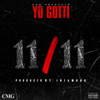 Yo Gotti - 11/11 Artwork