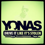 Yonas - Drive It Like It's Stolen Artwork