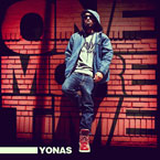 Yonas - One More Time Artwork