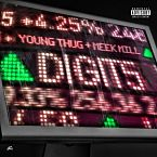 Young Thug - Digits ft. Meek Mill Artwork