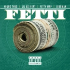 Young Thug - Fetti ft. Lil Uzi Vert, Fetty Wap & Yung Ralph Artwork