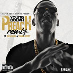 Young Dolph ft. Jeezy & Rick Ross - Preach (Remix) Artwork