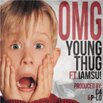 Young Thug ft. IAMSU - OMG Artwork