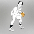Your Old Droog - Basketball & Seinfeld Artwork
