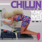 Yung Nate - Chillin Artwork