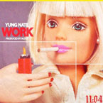 Yung Nate - Work Artwork