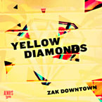 Zak Downtown - Yellow Diamonds Artwork