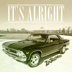 Zamo Wes - It's Alright Artwork
