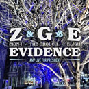 Z&G&E (Zion I, The Grouch and Eligh) ft. Evidence - Amp Live for President Artwork