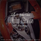 Zilla (Rap) ft. Jackie Chain - Wood Grain Artwork