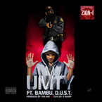Zion I ft. Bambu, D.U.S.T. & D Sharp - Unity (Michael Brown) Artwork