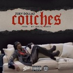 Zoey Dollaz - Couches Artwork