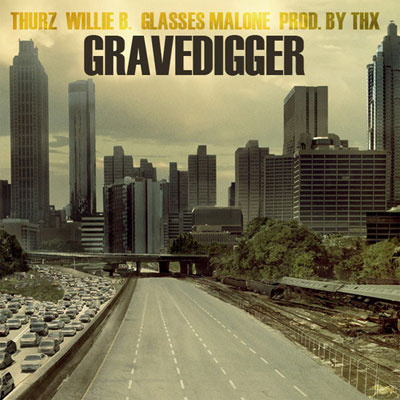 Gravedigger Cover