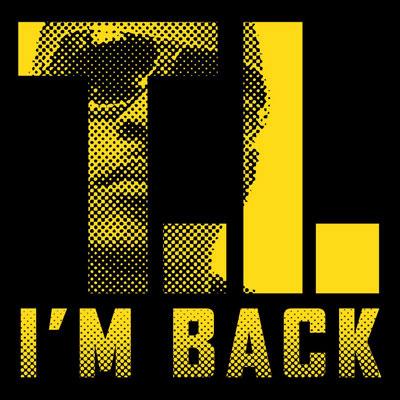 I'm Back Cover