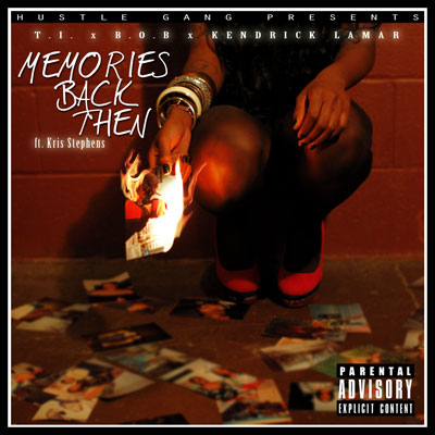 Memories Back Then Cover