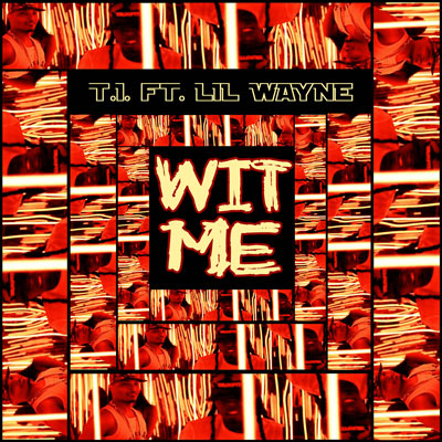 Wit Me Cover