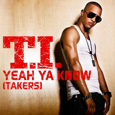 Yeah Ya Know (Takers) Cover
