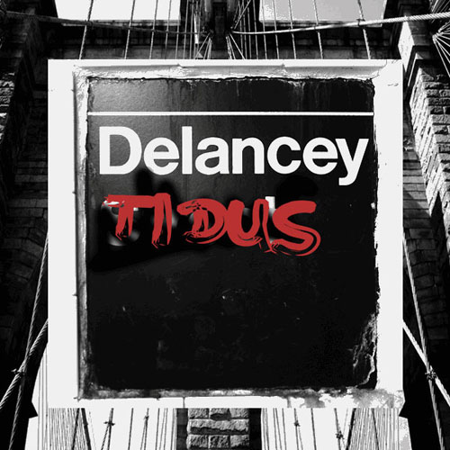 Delancey Cover