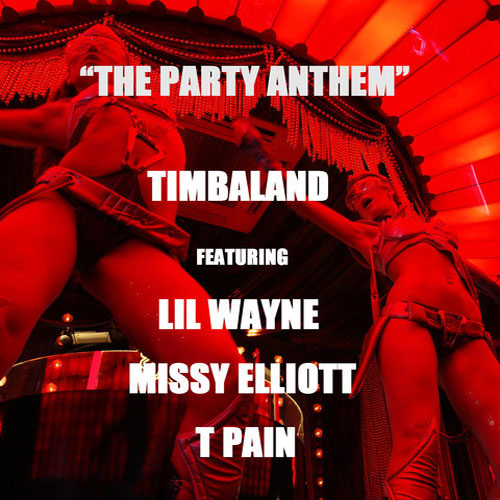 The Party Anthem Cover