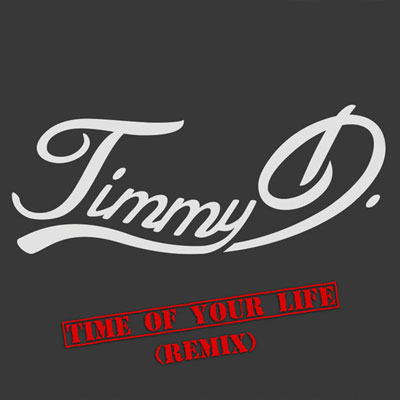 Time of Your Life Cover