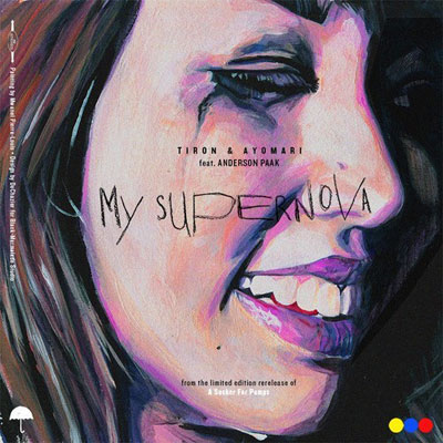 My Supernova Cover