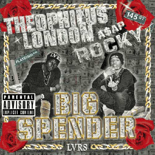 Big Spender Cover