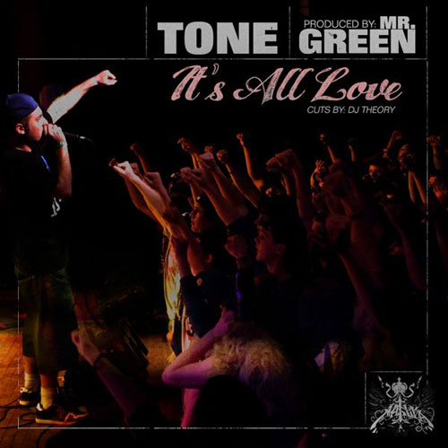 It's All Love Cover