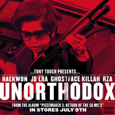 Unorthodox Cover