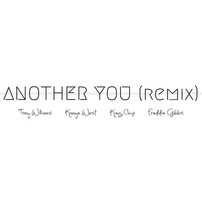 Another You (Remix) Cover