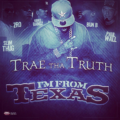 I'm From Texas Cover