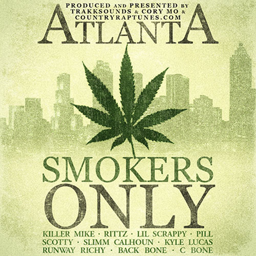 Atlanta Smokers Only Cover