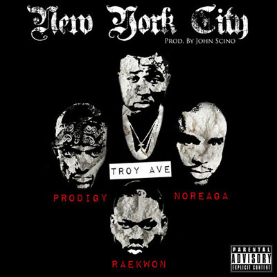 New York City Cover