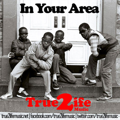 In Your Area Cover