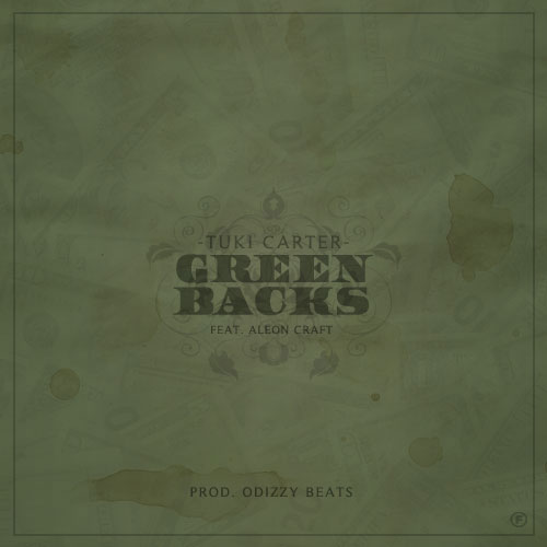 Green Backs Cover