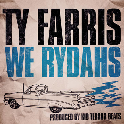 We Rydahs Cover