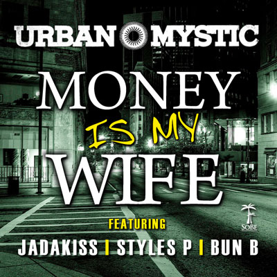 Money Is My Wife Cover