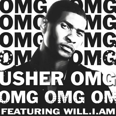 Usher ft. will.i.am - OMG Artwork
