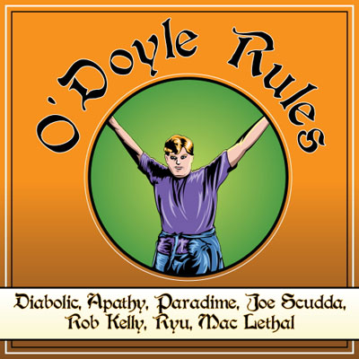 O'Doyle Rules Cover